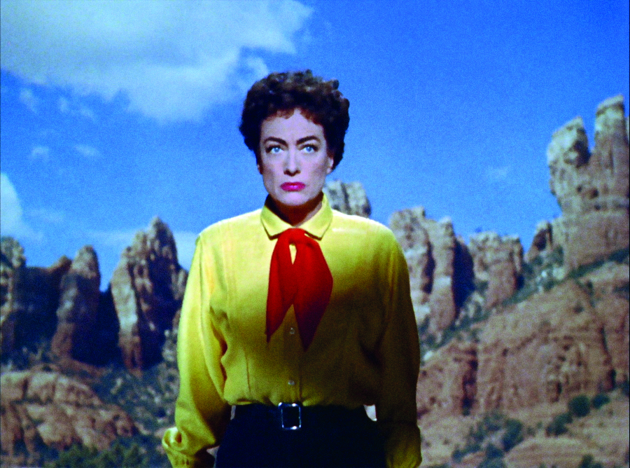 Joan Crawford in Johnny Guitar