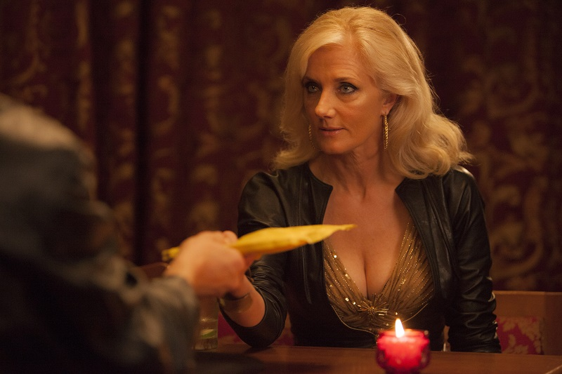 Joely Richardson, Hatton Garden Job