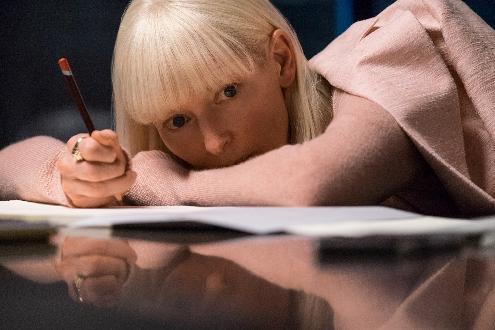 Tilda Swinton in Okja