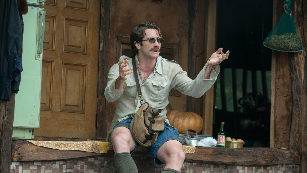Jake Gyllenhaal in Okja