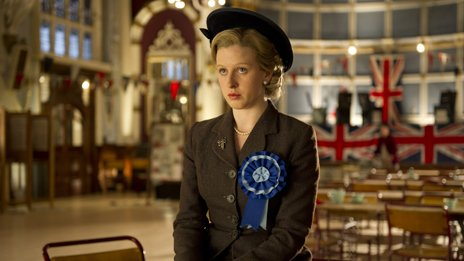 Alexandra Roach in The Iron Lady