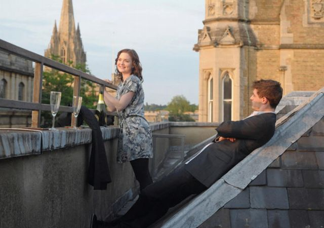 Holliday Grainger and Max Irons