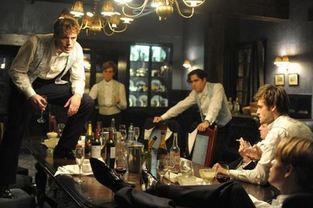 Boys will be boys in The Riot Club