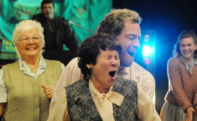Imelda Staunton and Dominic West in Pride
