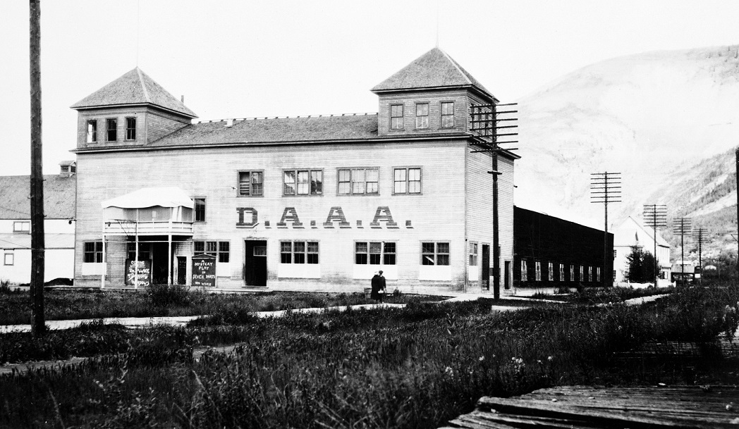 DAAA Building _Palace of Darkened Windows_ courtesy of Glenbow Archive na-4412-42