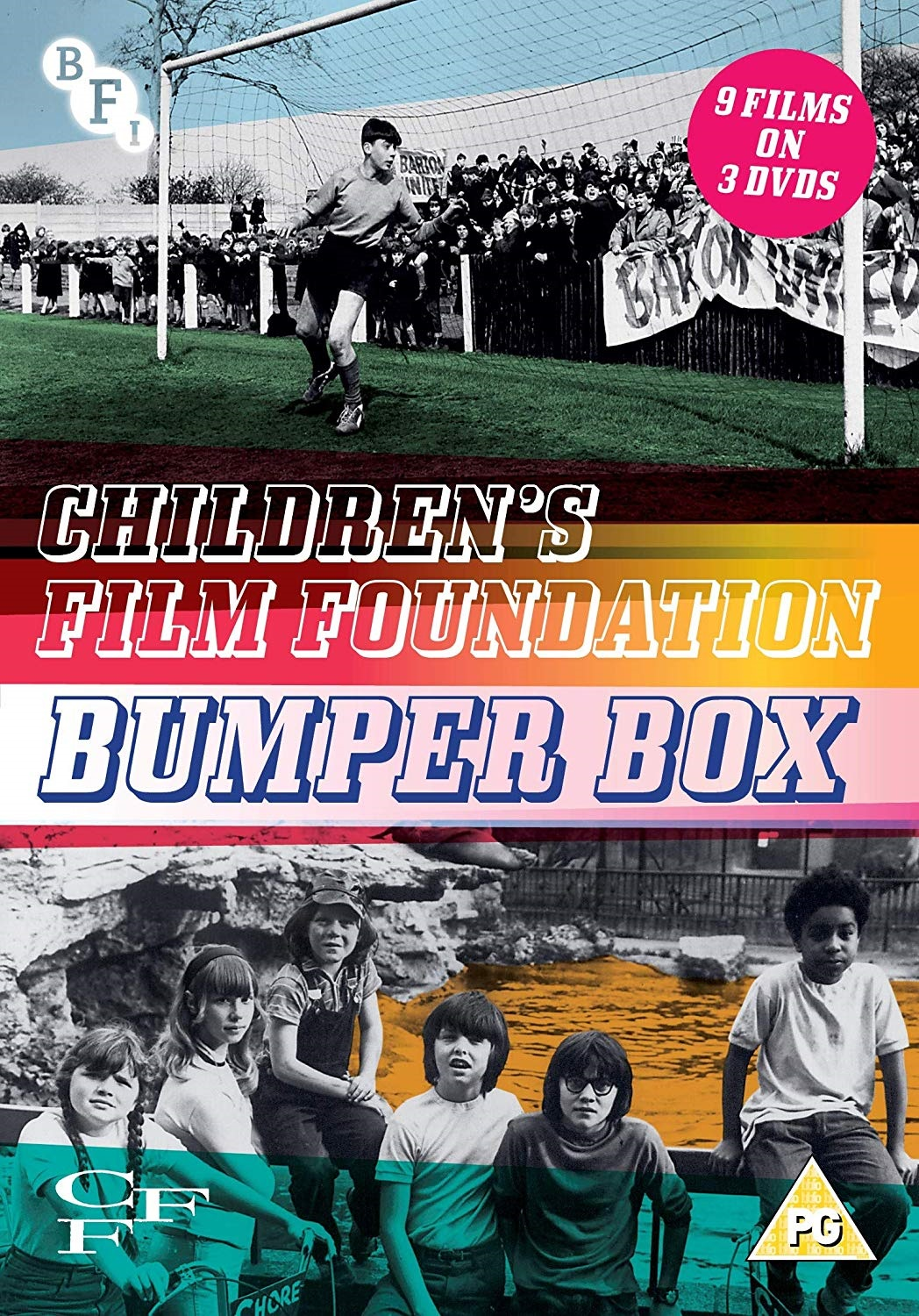 DVD: Children's Film Foundation Bumper Box