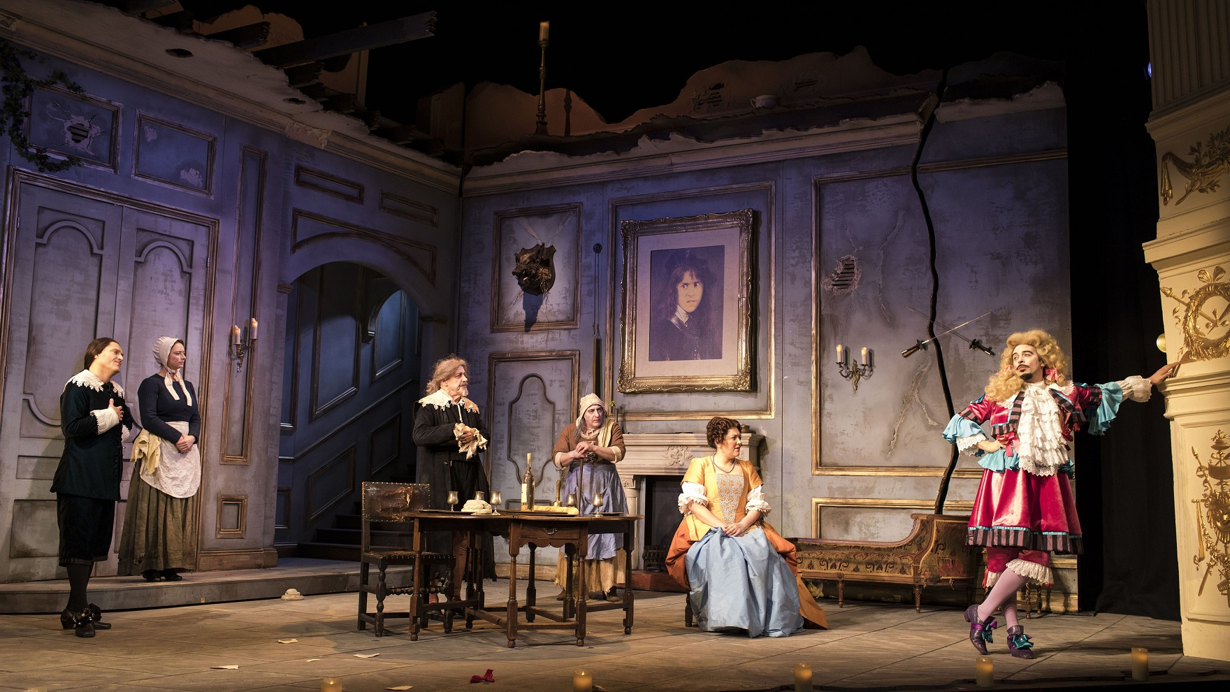 The Miser, Garrick Theatre