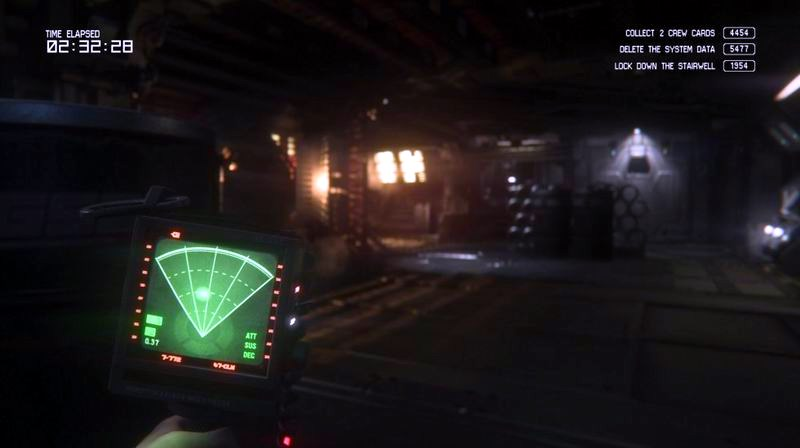 Alien Isolation - Ridley Scott and H R Giger's creation comes back to life in this stealth first-person adventure