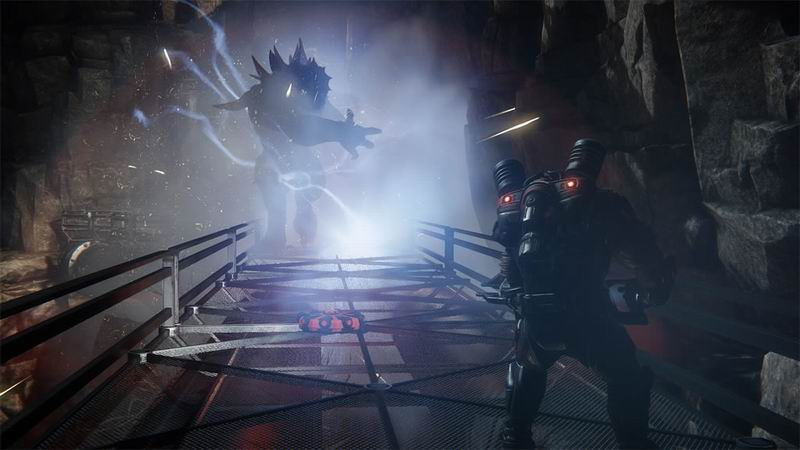 Evolve multiplayer cooperative