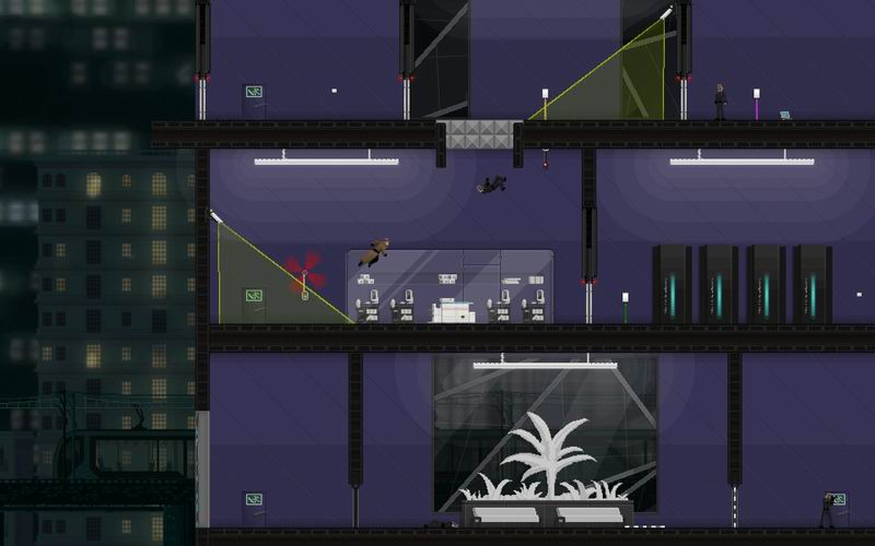 Gunpoint indie stealth puzzle gaming