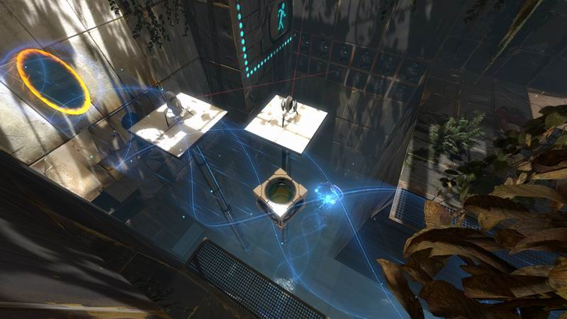 Portal series from Valve first-person puzzle
