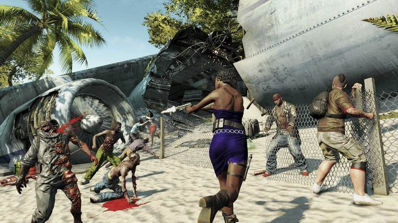 Island holidays from hell - zombie armageddon in Dead Island Riptide