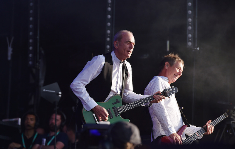 Status Quo at Hyde Park