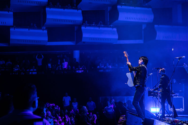 Johnny Marr at the Royal Festival Hall