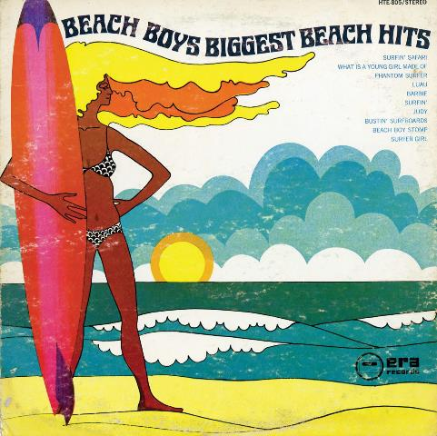 Beach Boys Biggest Hits
