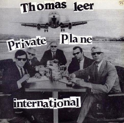 Bob Stanley & Pete Wiggs Present The Tears Of Technology_Thomas Leer Private Plane