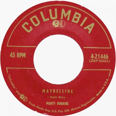 Chuck Berry Maybelline Marty Robbins