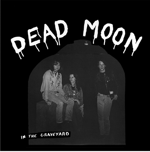 Dead Moon In the Graveyard