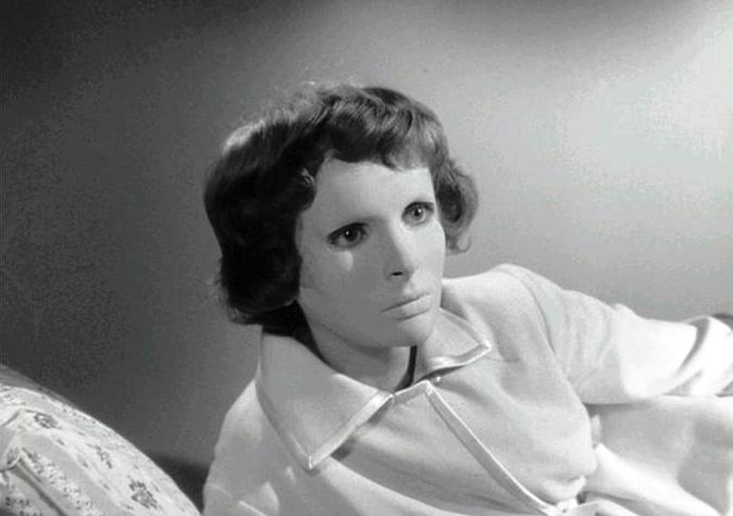 Edith Scob Eyes Without a Face