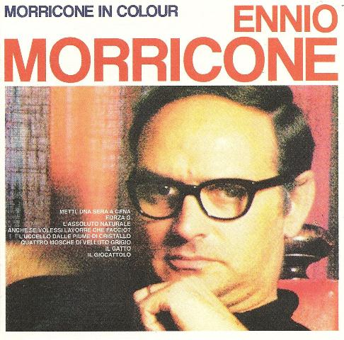 Ennio Morricone In Colour