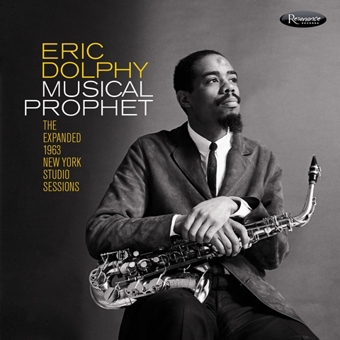 Eric Dolphy_Musical Prophet The Expanded 1963 New York Studio Sessions