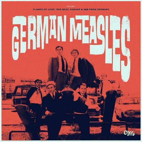 German Measles Vol 1