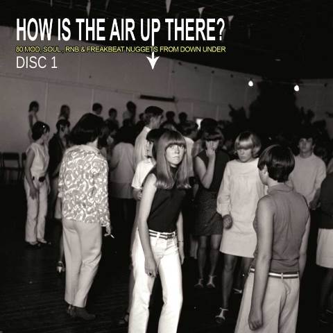 HOW IS THE AIR UP THERE_ Disc 1