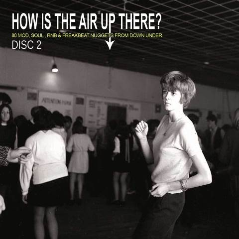 HOW IS THE AIR UP THERE_ Disc 2