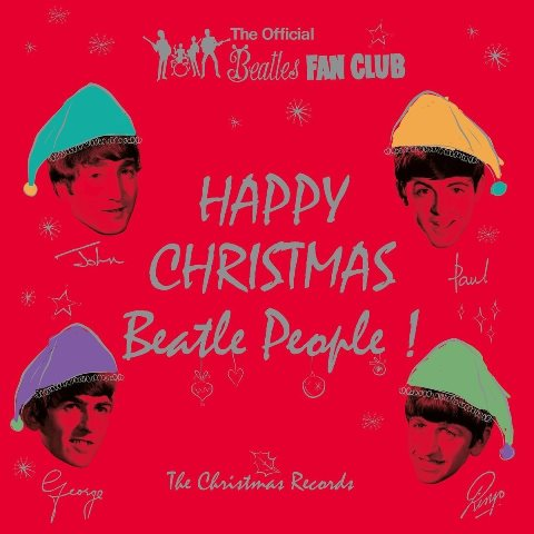 HAPPY CHRISTMAS BEATLE PEOPLE!