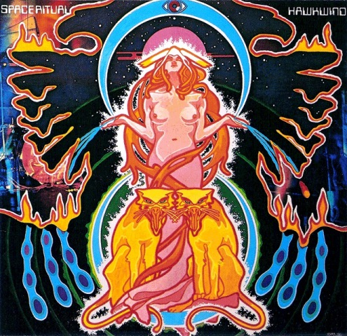 Hawkwind The Space Ritual Live