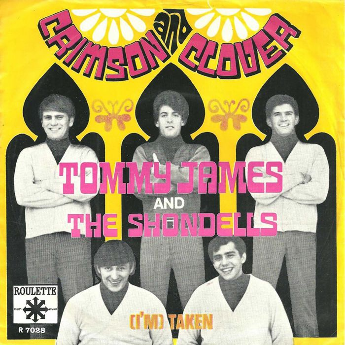 Jon Savage's 1968 The Year The World Burned _Tommy James and the Shondells