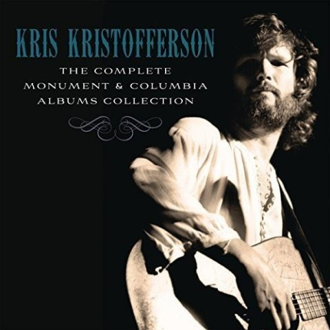 Kris Kristofferson The Complete Monument & Columbia Album Collection