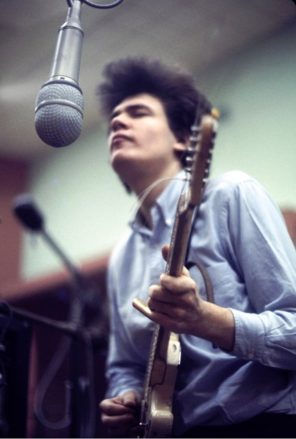 Mike Bloomfield 1964