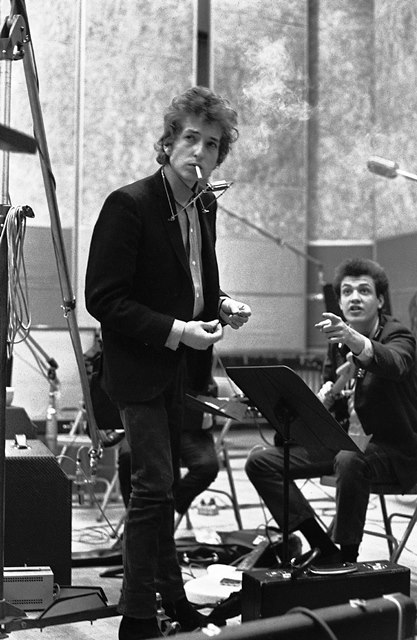 Mike Bloomfield Bob Dylan