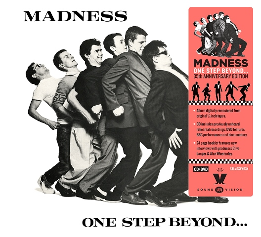 Madness One Step Beyond 35th Anniversary