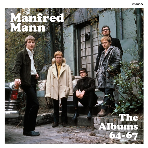 Manfred Mann The Albums 64-67