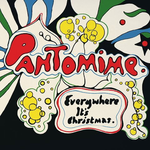 Pantomime Everywhere It's Christmas The Beatles' Fourth Christmas Record 1966 cover