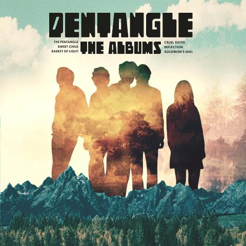 Pentangle The Albums 1968– 1972