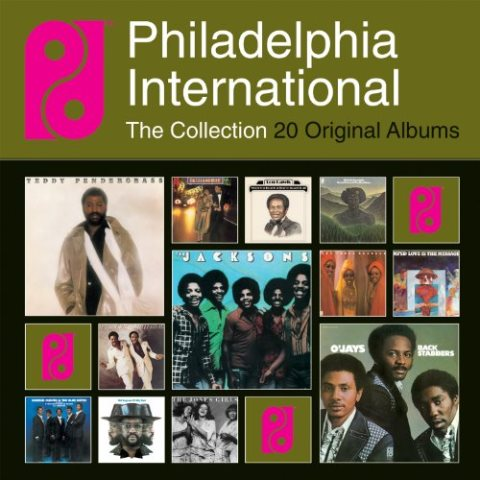 Philadelphia International Records – The Collection