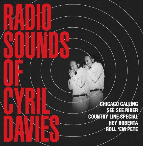 The Cyril Davies' All-Stars: Radio Sounds of Cyril Davies