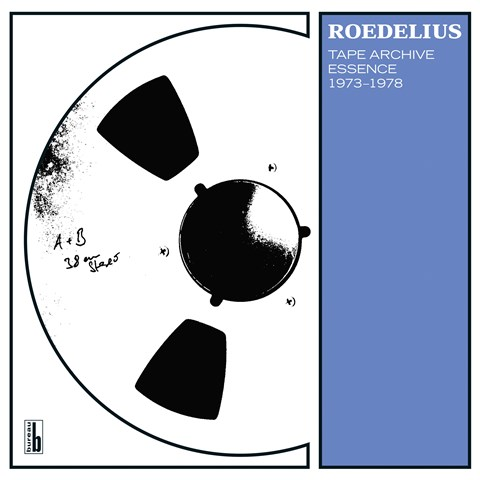Roedelius_Tape Archive Essence 1973-1978