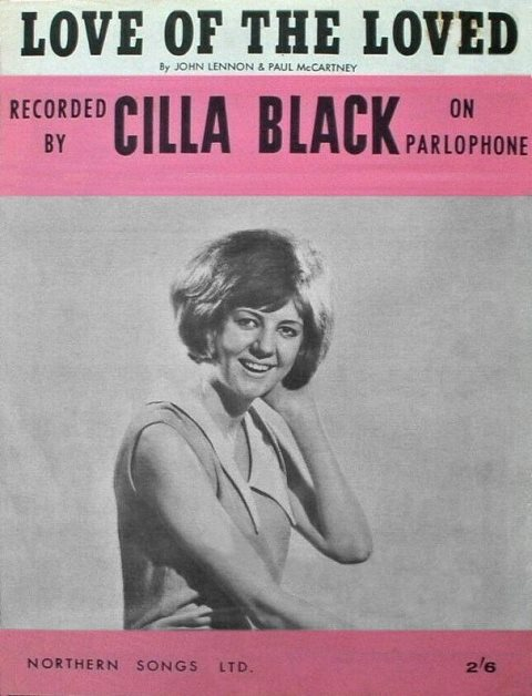 She Came From Liverpool! - Merseyside Girl-Pop 1962-1968_The Liverbirds_Cilla Black Love Of The Loved