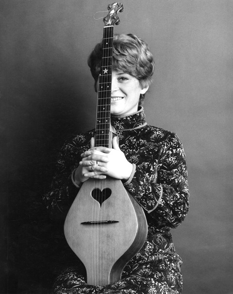 Shirley Collins 1968 David Montgomery