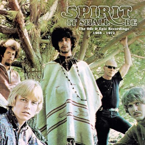Spirit It Shall BeThe Ode & Epic Recordings 1968–1972