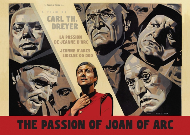 THE PASSION OF JOAN OF ARC DVD