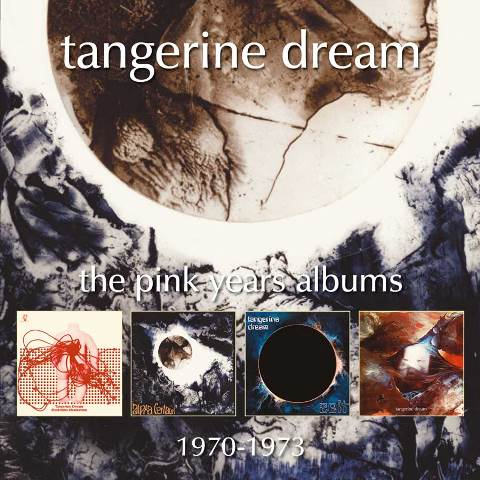 Tangerine Dream The Pink Years Albums 1970–1973
