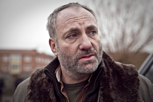 The Bridge Kim Bodnia as Martin Rohde