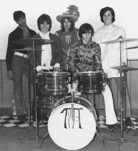 The Choir Artifact 1969 line-up