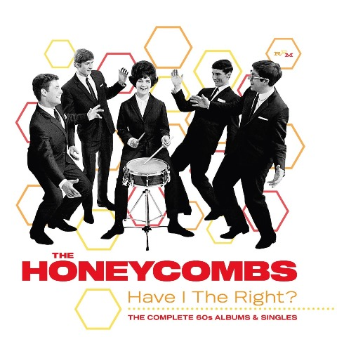 The Honeycombs Have I The Right The Complete 60s Albums & Singles