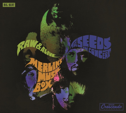 The Seeds Raw & Alive